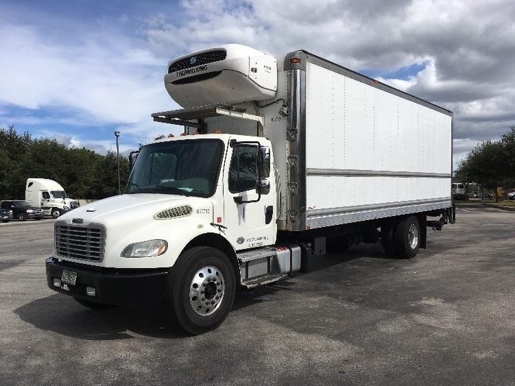 Reefer Truck-Light and Medium Duty Trucks-Freightliner-2013-M2-LAKELAND-FL-213,362 miles-$43,000