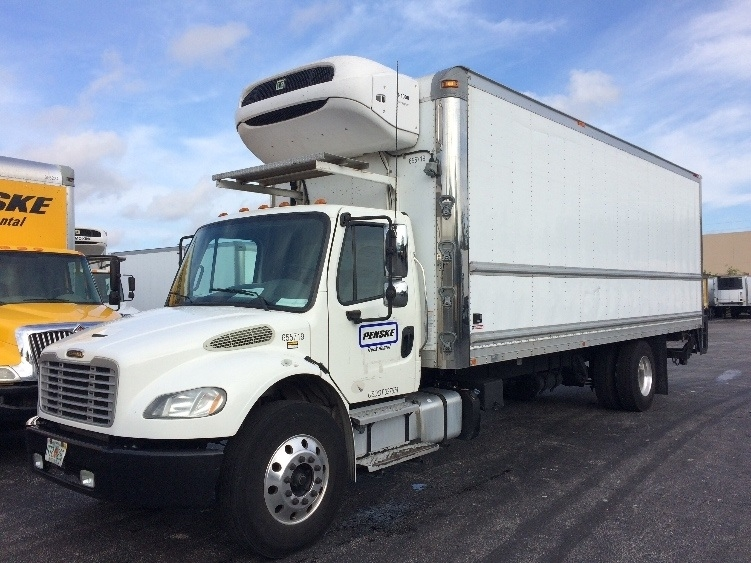 Reefer Truck-Light and Medium Duty Trucks-Freightliner-2013-M2-ORLANDO-FL-187,760 miles-$46,500