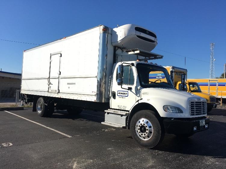 Reefer Truck-Light and Medium Duty Trucks-Freightliner-2013-M2-ORLANDO-FL-207,738 miles-$44,250