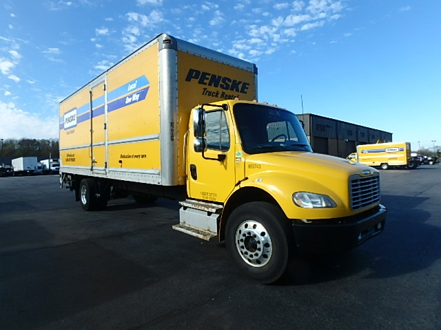 Medium Duty Box Truck-Light and Medium Duty Trucks-Freightliner-2013-M2-WATERBURY-CT-195,573 miles-$36,250