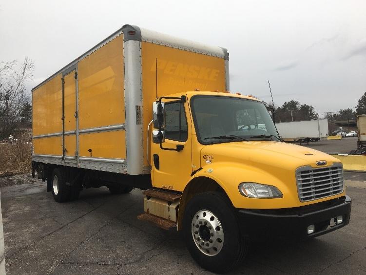 Medium Duty Box Truck-Light and Medium Duty Trucks-Freightliner-2013-M2-AUBURN-MA-160,129 miles-$34,250