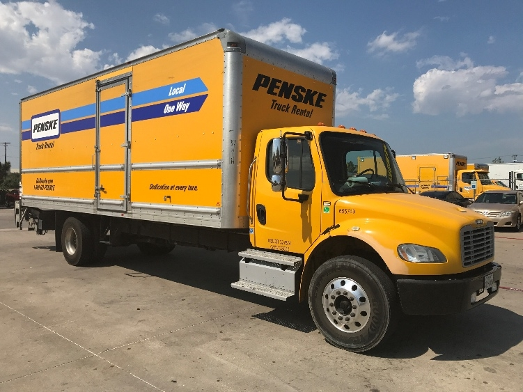 Medium Duty Box Truck-Light and Medium Duty Trucks-Freightliner-2013-M2-ELIZABETHTOWN-KY-212,301 miles-$27,250