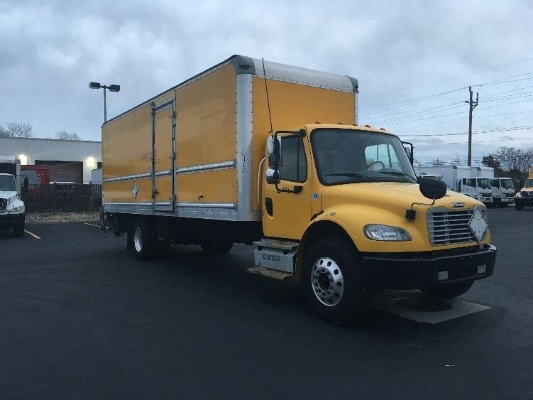 Medium Duty Box Truck-Light and Medium Duty Trucks-Freightliner-2013-M2-WEST BABYLON-NY-105,146 miles-$47,250