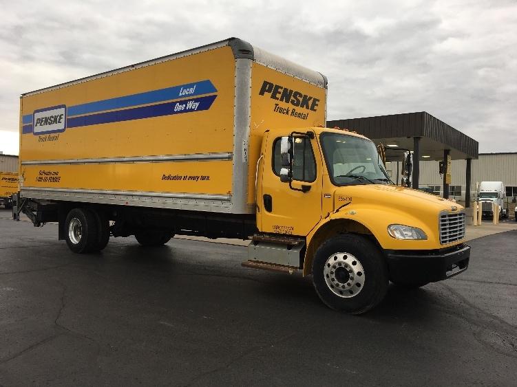 Medium Duty Box Truck-Light and Medium Duty Trucks-Freightliner-2013-M2-SOUTH BEND-IN-192,273 miles-$38,750