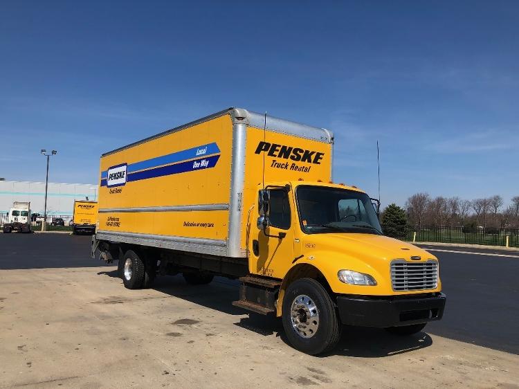 Medium Duty Box Truck-Light and Medium Duty Trucks-Freightliner-2013-M2-SOUTH BEND-IN-177,789 miles-$40,000