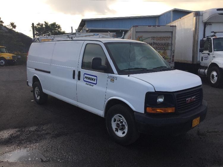 Cargo Van (Panel Van)-Light and Medium Duty Trucks-GMC-2012-Savana G23705-TORRANCE-CA-50,238 miles-$20,000