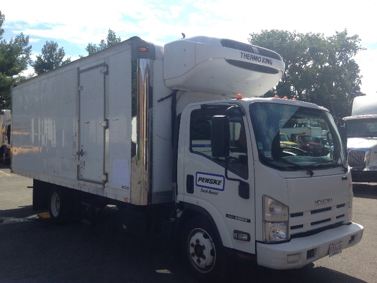 Reefer Truck-Light and Medium Duty Trucks-Isuzu-2013-NRR-BRAINTREE-MA-121,018 miles-$34,500