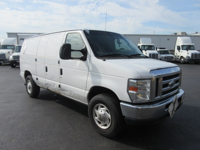 Cargo Van (Panel Van)-Light and Medium Duty Trucks-Ford-2012-E250-BURLINGTON-ON-274,870 km-$9,250