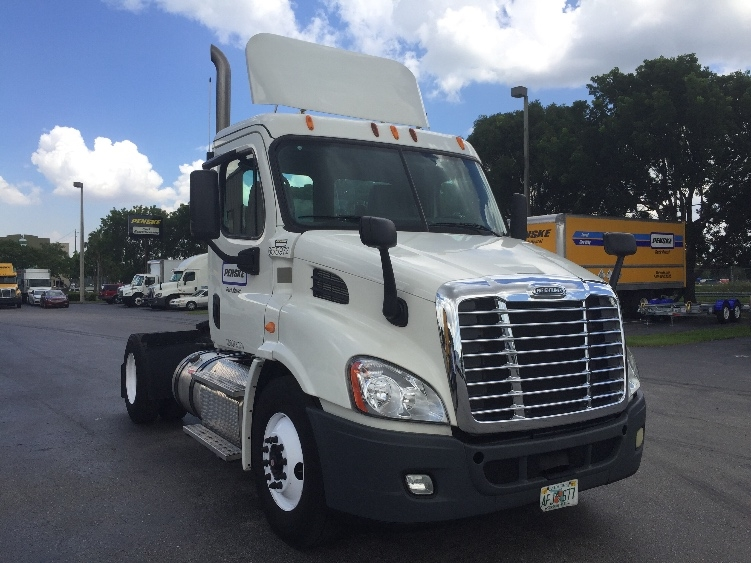 Day Cab Tractor-Heavy Duty Tractors-Freightliner-2013-Cascadia 11342ST-MEDLEY-FL-189,312 miles-$52,500