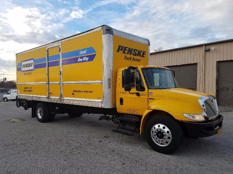Medium Duty Box Truck-Light and Medium Duty Trucks-International-2013-4300-LOWELL-AR-221,223 miles-$23,250