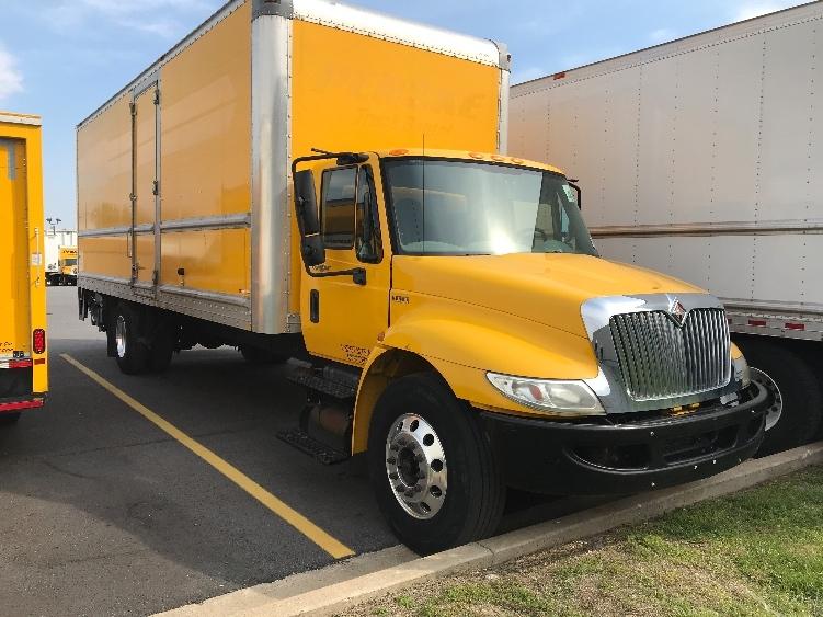 Medium Duty Box Truck-Light and Medium Duty Trucks-International-2013-4300-EARTH CITY-MO-163,785 miles-$22,250