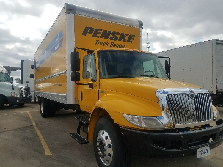 Medium Duty Box Truck-Light and Medium Duty Trucks-International-2013-4300-MEMPHIS-TN-177,617 miles-$28,750