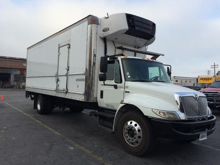 Reefer Truck-Light and Medium Duty Trucks-International-2013-4300-TORRANCE-CA-151,380 miles-$33,750