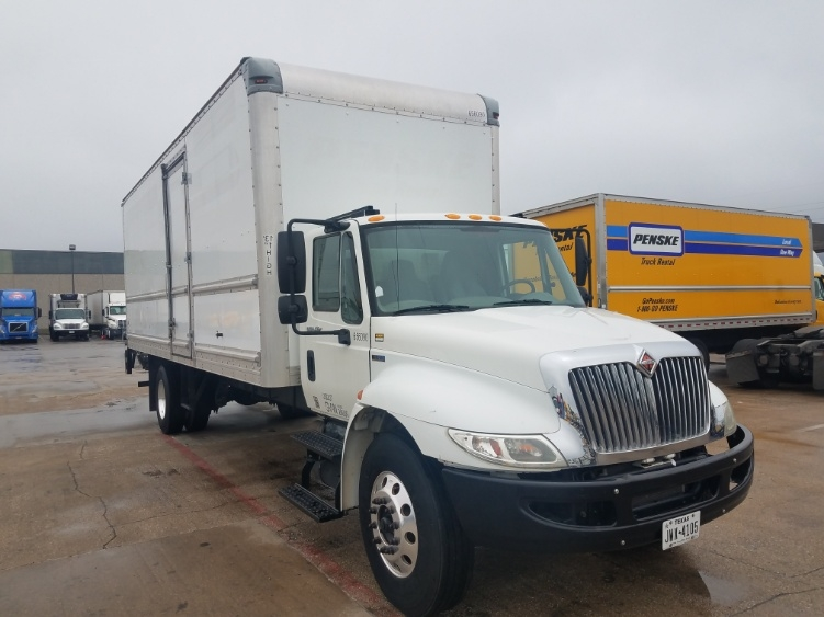 Medium Duty Box Truck-Light and Medium Duty Trucks-International-2013-4300-GARLAND-TX-87,976 miles-$38,000
