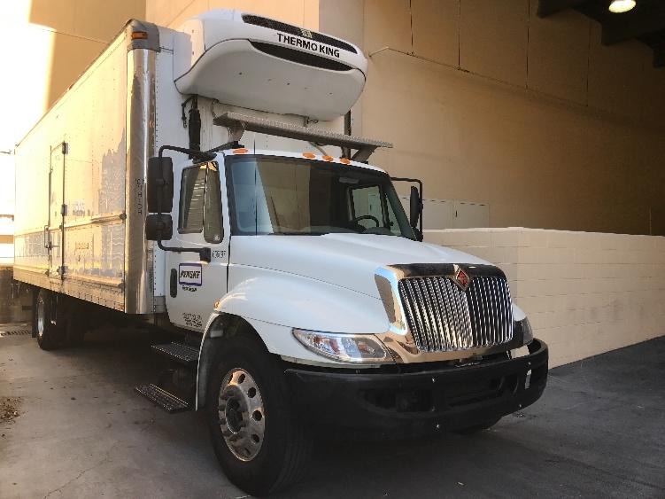 Reefer Truck-Light and Medium Duty Trucks-International-2013-4300-LAS VEGAS-NV-108,730 miles-$40,750
