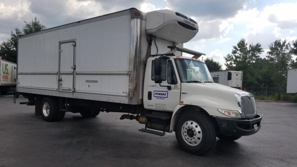 Reefer Truck-Light and Medium Duty Trucks-International-2013-4300-CAPITOL HEIGHTS-MD-187,354 miles-$40,750