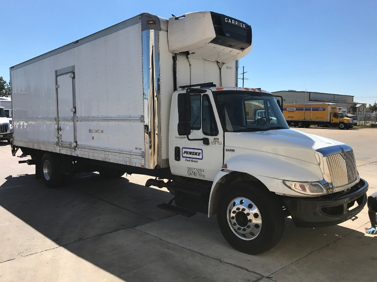 Reefer Truck-Light and Medium Duty Trucks-International-2013-4300-HAMMOND-LA-103,833 miles-$53,500