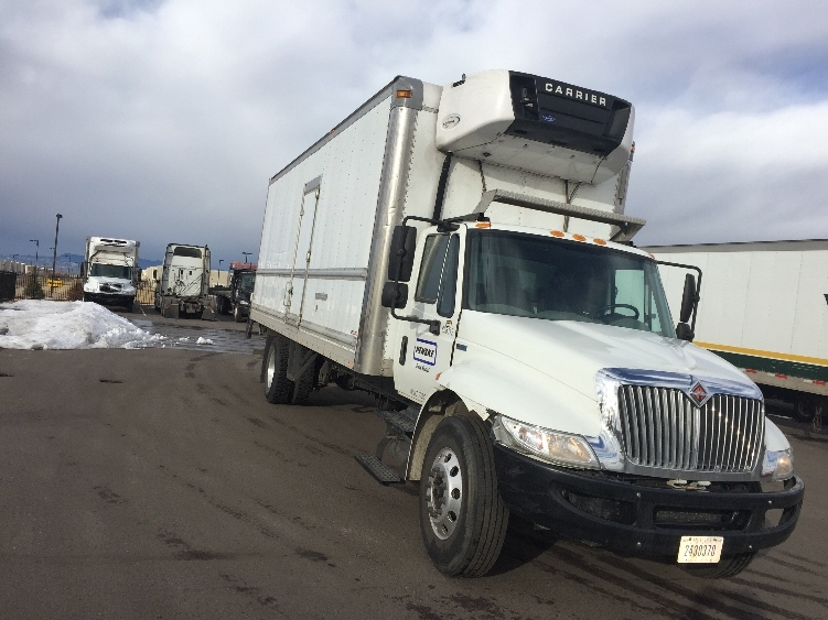Reefer Truck-Specialized Equipment-International-2013-4300-DENVER-CO-103,923 miles-$55,000