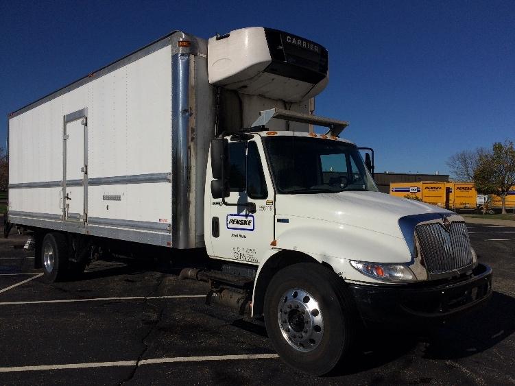 Reefer Truck-Light and Medium Duty Trucks-International-2013-4300-BROOKLYN PARK-MN-124,467 miles-$49,000