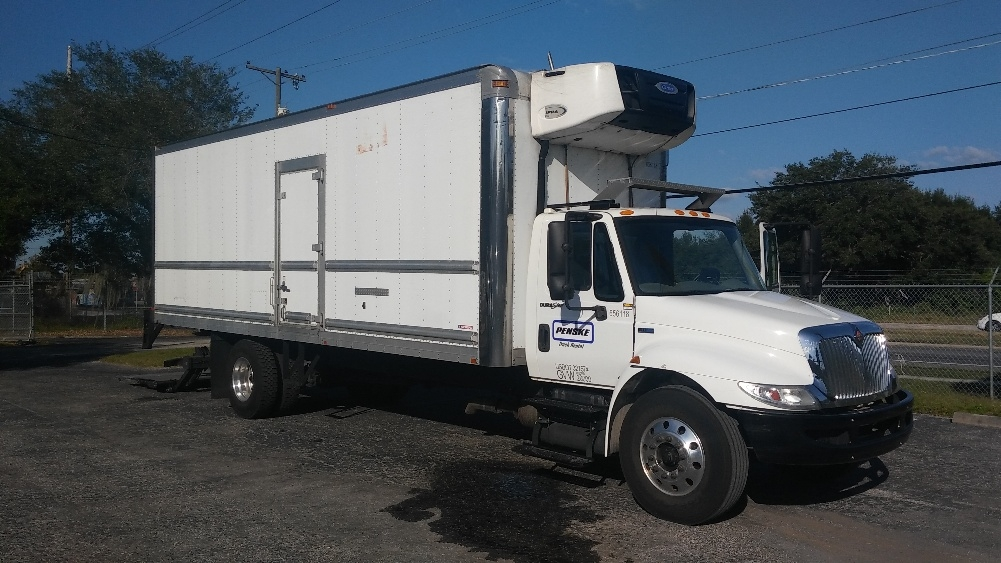 Reefer Truck-Specialized Equipment-International-2013-4300-TAMPA-FL-94,364 miles-$54,500