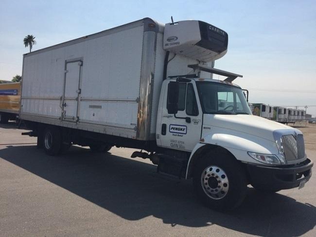 Reefer Truck-Light and Medium Duty Trucks-International-2013-4300-RIVERSIDE-CA-132,653 miles-$42,500