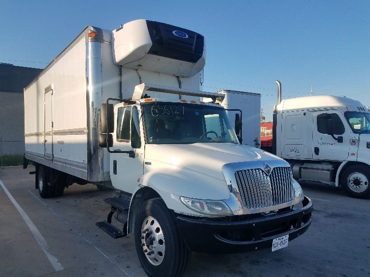 Reefer Truck-Light and Medium Duty Trucks-International-2013-4300-PORTLAND-OR-95,836 miles-$39,500