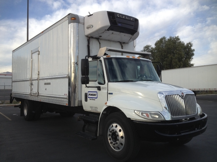 Reefer Truck-Light and Medium Duty Trucks-International-2013-4300-LAS VEGAS-NV-94,393 miles-$53,000