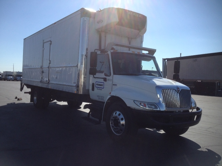 Reefer Truck-Light and Medium Duty Trucks-International-2013-4300-NORTH LAS VEGAS-NV-81,157 miles-$55,750