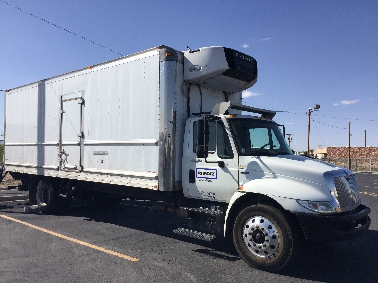 Reefer Truck-Light and Medium Duty Trucks-International-2013-4300-EL PASO-TX-139,089 miles-$36,500