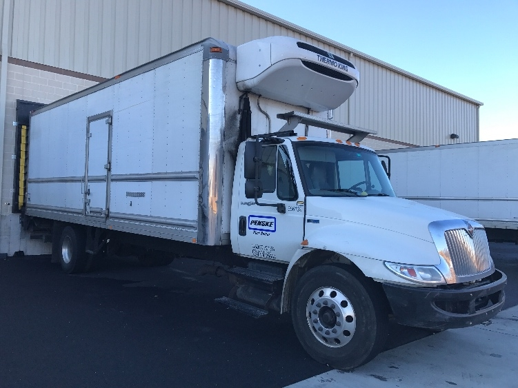 Reefer Truck-Light and Medium Duty Trucks-International-2013-4300-PHILADELPHIA-PA-154,751 miles-$35,750