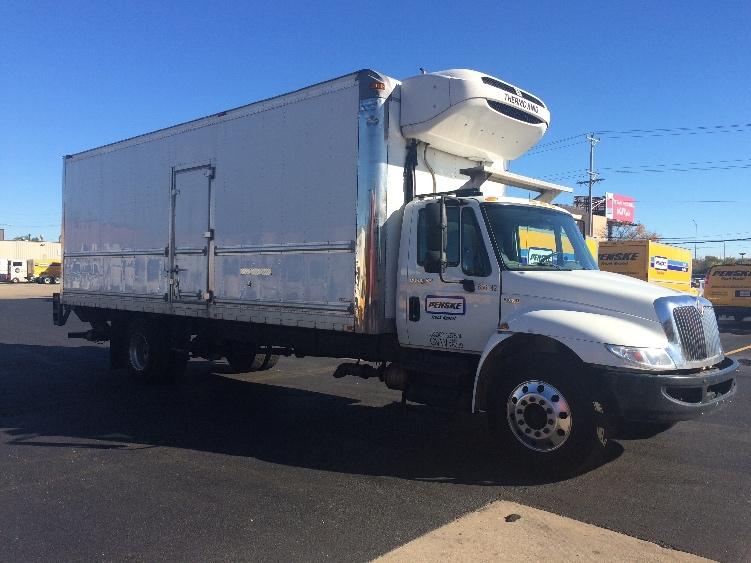 Reefer Truck-Light and Medium Duty Trucks-International-2013-4300-FRANKLIN PARK-IL-103,812 miles-$51,500