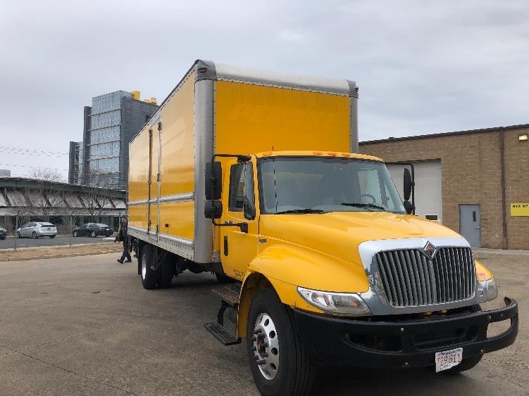 Medium Duty Box Truck-Light and Medium Duty Trucks-International-2013-4300-FRAMINGHAM-MA-147,970 miles-$26,250