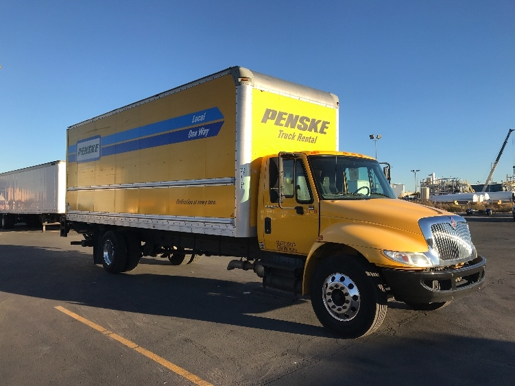 Medium Duty Box Truck-Light and Medium Duty Trucks-International-2013-4300-LAS VEGAS-NV-144,111 miles-$28,000