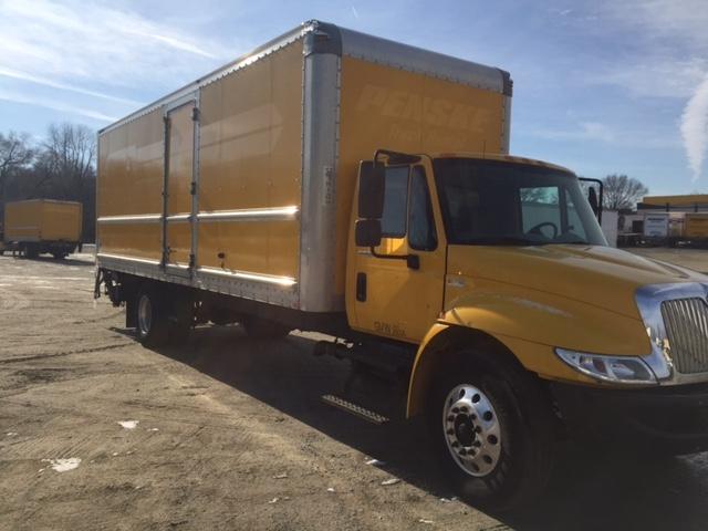 Medium Duty Box Truck-Light and Medium Duty Trucks-International-2013-4300-PENNSAUKEN-NJ-135,611 miles-$26,250