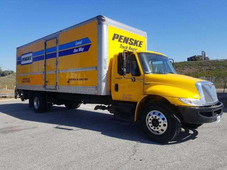 Medium Duty Box Truck-Specialized Equipment-International-2013-4300-TORRANCE-CA-120,127 miles-$43,000