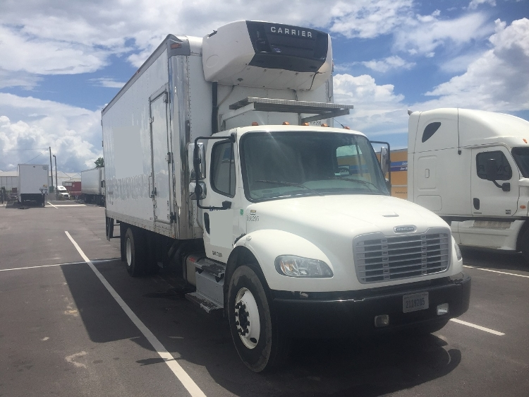 Reefer Truck-Light and Medium Duty Trucks-Freightliner-2013-M2-MOBILE-AL-223,766 miles-$27,750