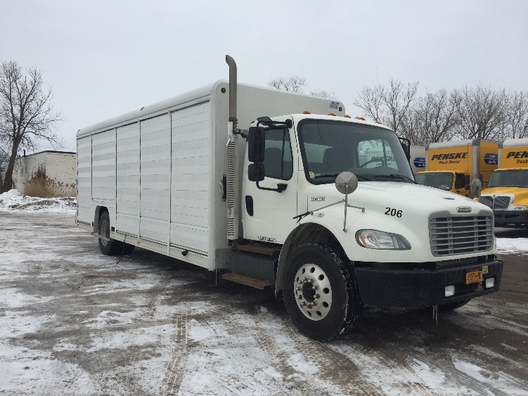 Beverage Truck-Light and Medium Duty Trucks-Freightliner-2013-M2-EAST SYRACUSE-NY-194,990 miles-$34,000