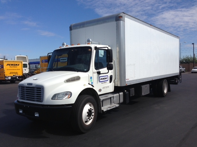 Medium Duty Box Truck-Light and Medium Duty Trucks-Freightliner-2013-M2-PHOENIX-AZ-80,600 miles-$52,000
