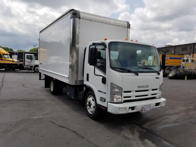 Medium Duty Box Truck-Light and Medium Duty Trucks-Isuzu-2013-NQR-CAPITOL HEIGHTS-MD-114,284 miles-$24,250
