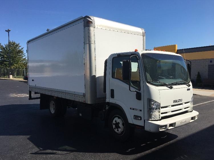 Medium Duty Box Truck-Light and Medium Duty Trucks-Isuzu-2013-NQR-HARRISBURG-PA-178,109 miles-$23,750