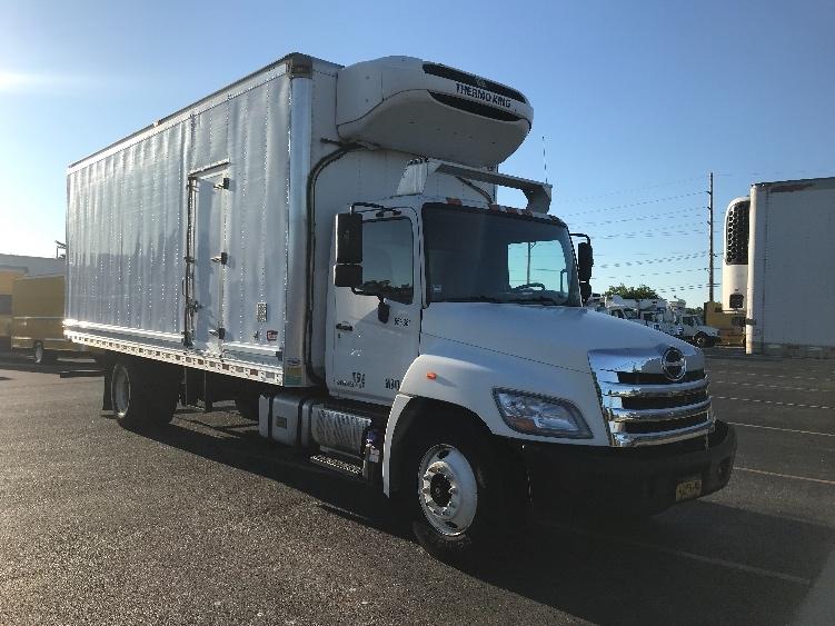 Reefer Truck-Light and Medium Duty Trucks-Hino-2013-268-WEST BABYLON-NY-106,216 miles-$45,750