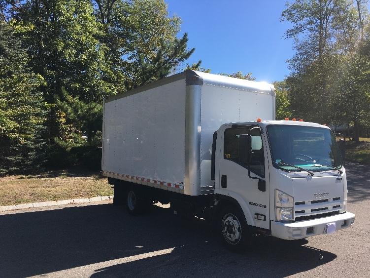 Medium Duty Box Truck-Light and Medium Duty Trucks-Isuzu-2013-NRR-FRANKLIN-MA-132,915 miles-$29,000