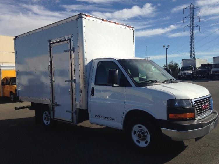 Medium Duty Box Truck-Light and Medium Duty Trucks-GMC-2012-G33503-WEST SACRAMENTO-CA-60,846 miles-$16,250