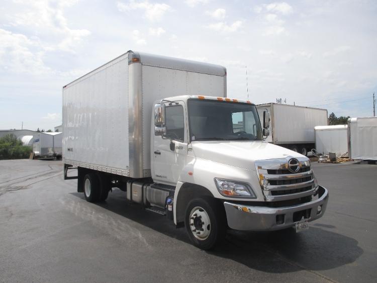Medium Duty Box Truck-Light and Medium Duty Trucks-Hino-2013-258LP-BURLINGTON-ON-145,281 km-$53,500