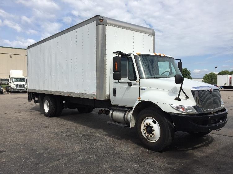 Medium Duty Box Truck-Light and Medium Duty Trucks-International-2013-4300-EAGAN-MN-170,237 miles-$35,000