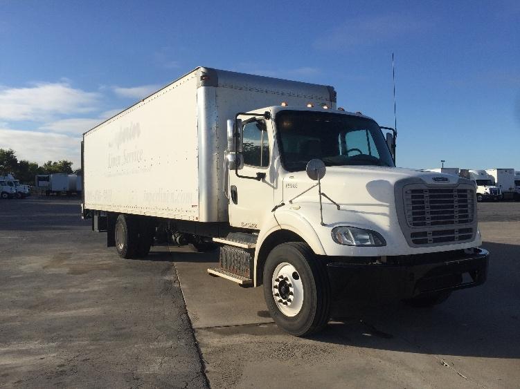 Medium Duty Box Truck-Heavy Duty Tractors-Freightliner-2013-M211242S-TULSA-OK-428,193 miles-$37,750