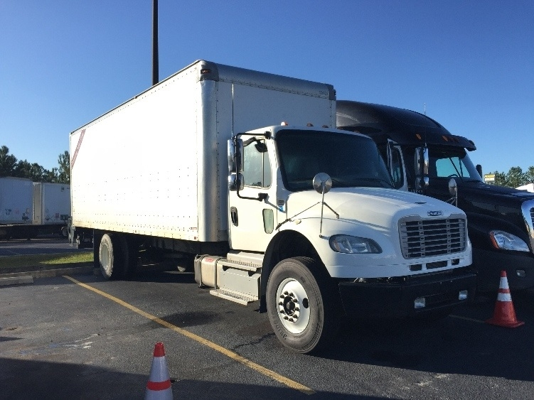 Medium Duty Box Truck-Light and Medium Duty Trucks-Freightliner-2013-M2-WEST COLUMBIA-SC-338,654 miles-$29,250