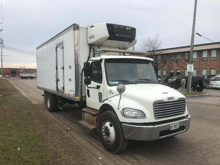Reefer Truck-Light and Medium Duty Trucks-Freightliner-2013-M2-MISSISSAUGA-ON-270,697 km-$41,500