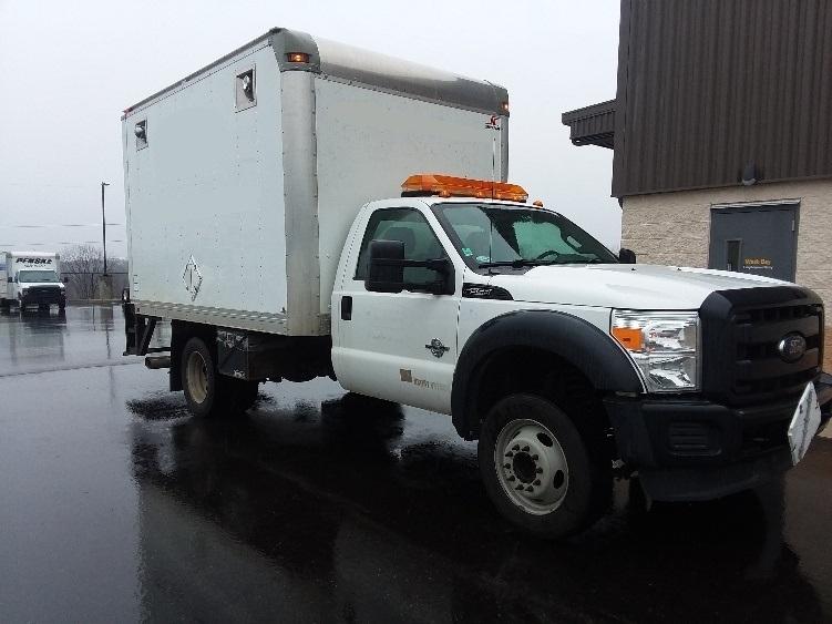 Medium Duty Box Truck-Light and Medium Duty Trucks-Ford-2012-F550-ZELIENOPLE-PA-117,117 miles-$22,250
