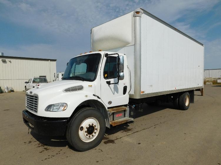 Medium Duty Box Truck-Light and Medium Duty Trucks-Freightliner-2013-M2-SASKATOON-SK-198,255 km-$56,250